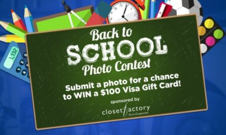 WRIC Back To School Photo Sweepstakes