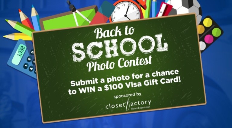 WRIC Back To School Photo Sweepstakes – Win Gift Card