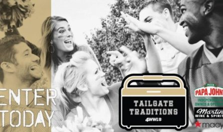 WWL-TV Ultimate Tailgate Party Sweepstakes