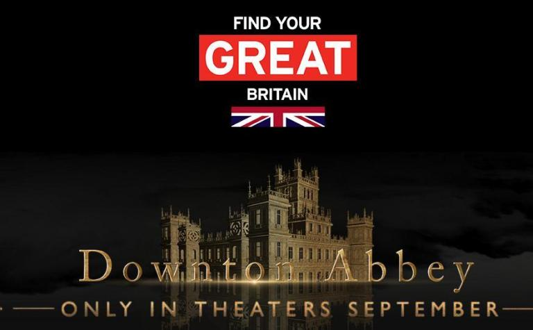 Walkers Shortbread Downton Abbey Sweepstakes – Win Trip