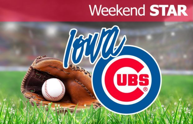 Weekend STAR Iowa Cubs contest