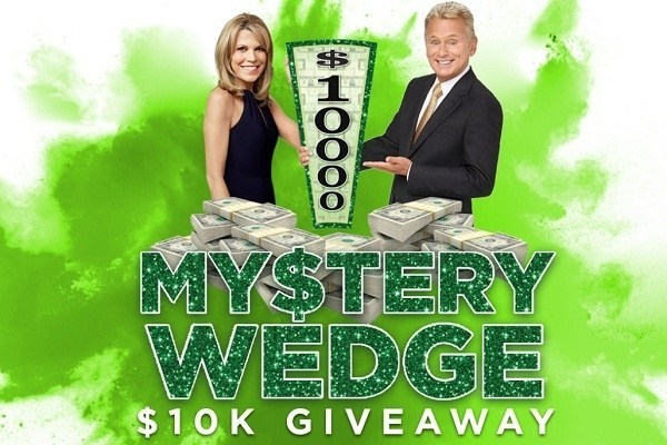 Mystery Tenk Wedge Win Giveaway
