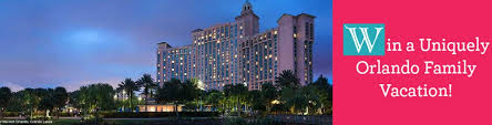 Visit Orlando Orlando Family Vacation Sweepstakes