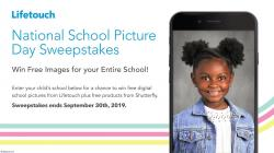 Lifetouch National Picture Day Sweepstakes