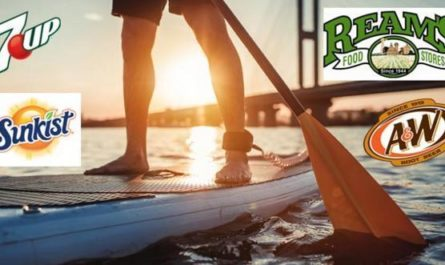 7UP, A&W, Sunkist Extend Your Summer Sweepstakes – Win Paddleboard