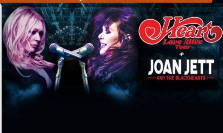 KIOA Heart And Joan Jett Sweepstakes