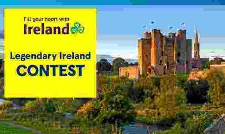 Air Transat Legendary Ireland Contest