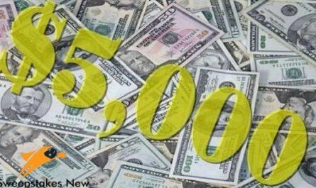 PrizeGrab.com $5000 Cash Giveaway
