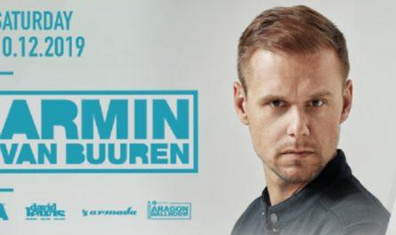 Armin Van Buuren Sweepstakes