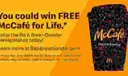 McDonald's McCafe Be A Brew-Gooder Sweepstakes