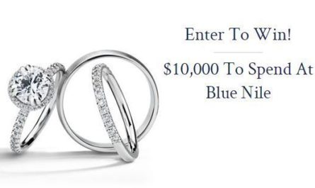 Blue Nile $10000 Jewelry Sweepstakes