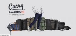 Carryology Carry Awards VII Giveaway