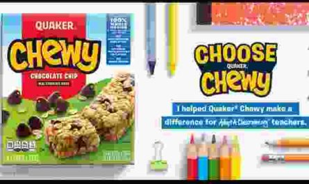 Quaker Choose Chewy Sweepstakes