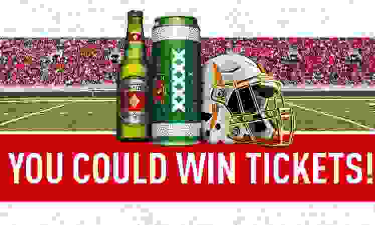 Dos Equis Fan CFP Sweepstakes