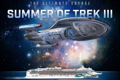 Eaglemoss Summer of Trek Sweepstakes