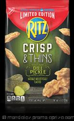 RITZ CRISP & THINS LIMITED EDITION VOTING PROMOTION