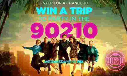 KABB San Antonio FOX 29 Beverly Hills 90210 Flyaway Contest