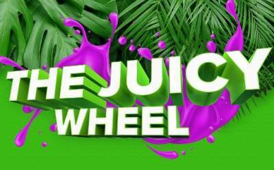 Fruite Juicy Wheel contest