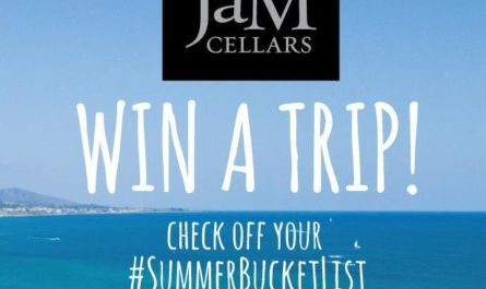 JaM Cellars Ohana Festival Flyaway Sweepstakes – Win Trip To Dana Point