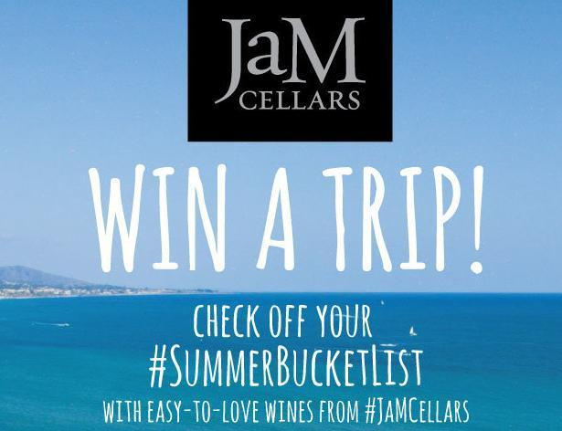 JaM Cellars Ohana Festival Flyaway Sweepstakes – Chance To Win Trip