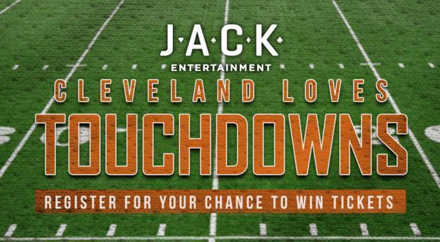 Jack Cleveland Casino Browns Sweepstakes – Win Cleveland Browns Tickets