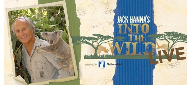 Jack Hanna Into The Wild Live Online Contest