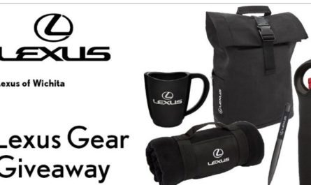 KSN Lexus Gear September Giveaway