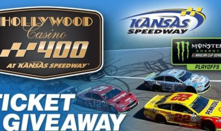 KSN Monster Energy Cup NASCAR Ticket Giveaway
