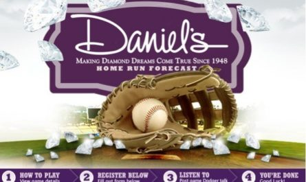 LA Sports Daniels Jewelers Home Run Sweepstakes