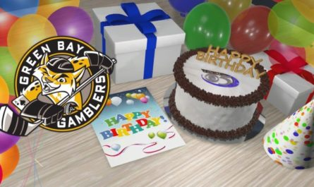 Local 5 Birthday Club GB Gamblers Ticket Giveaway