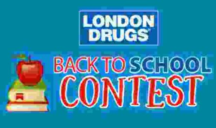 London Drugs Back to School Contest