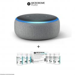 Microbiome Plus and Amazon Echo Dot Giveaway