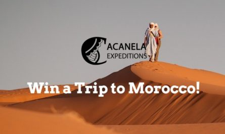 Morocco Trip Sweepstakes