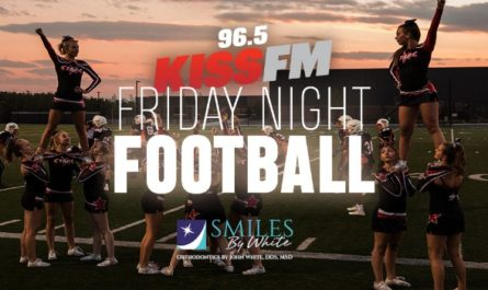 Nominate Your School For KISS FM To Drop By For Friday Night Football Contest