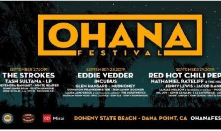 Ohana Fest Passes Giveaway
