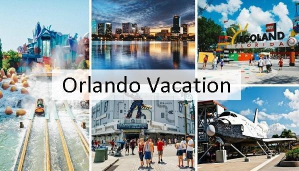 $10000 Orlando Vacation Giveaway