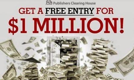 Bingo BITZ Millionaire Sweepstakes