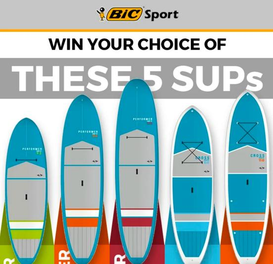 BIC September Sweepstakes