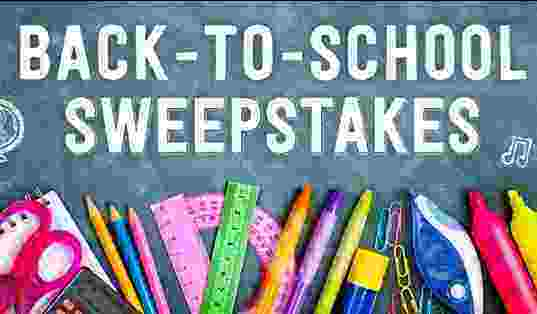 Parents Back-to-School Countdown Sweepstakes