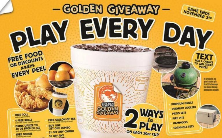 Pepsi Golden Chick Sweepstakes – Win Large Big Green Egg Grill
