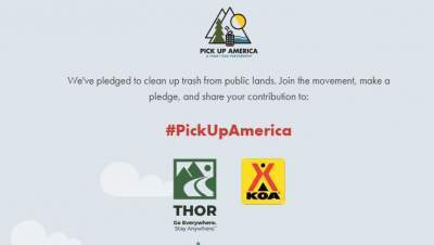 Pick Up America Sweepstakes