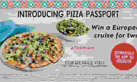 Pie Five Pizza Passport Sweepstakes