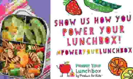 Produce for Kids Power Your Lunchbox Sweepstakes