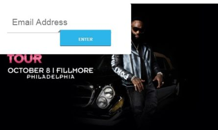 Rick Ross Register To Win Sweepstakes