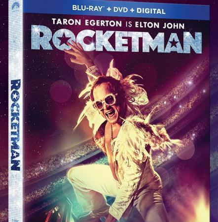 Rocketman And Hard Rock Cafe Sweepstakes