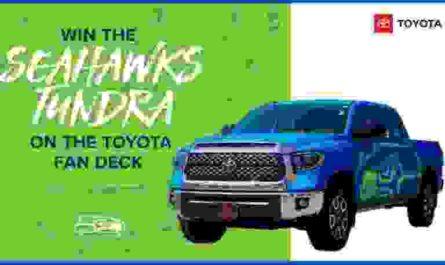 Seahawks Tundra Giveaway