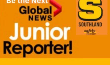 Southland Jr. Reporter Contest