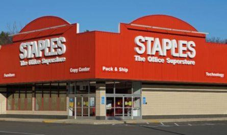 Staples Customer Satisfaction Survey