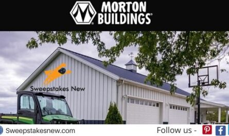Morton Buildings Giving Away the Farm Sweepstakes