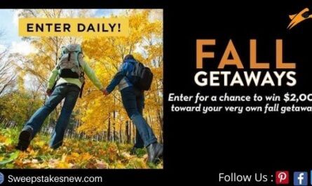 Midwest Living Fall Getaways Sweepstakes